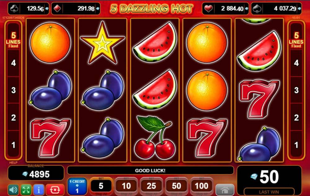 Kazandiran Slot Oyunlari