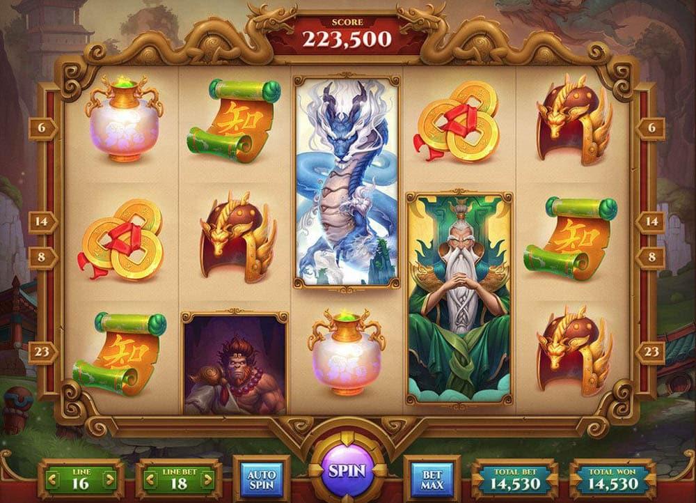 Casino Slot Bonuslari