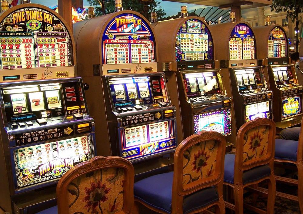 Casino Slot Makineleri Nelerdir